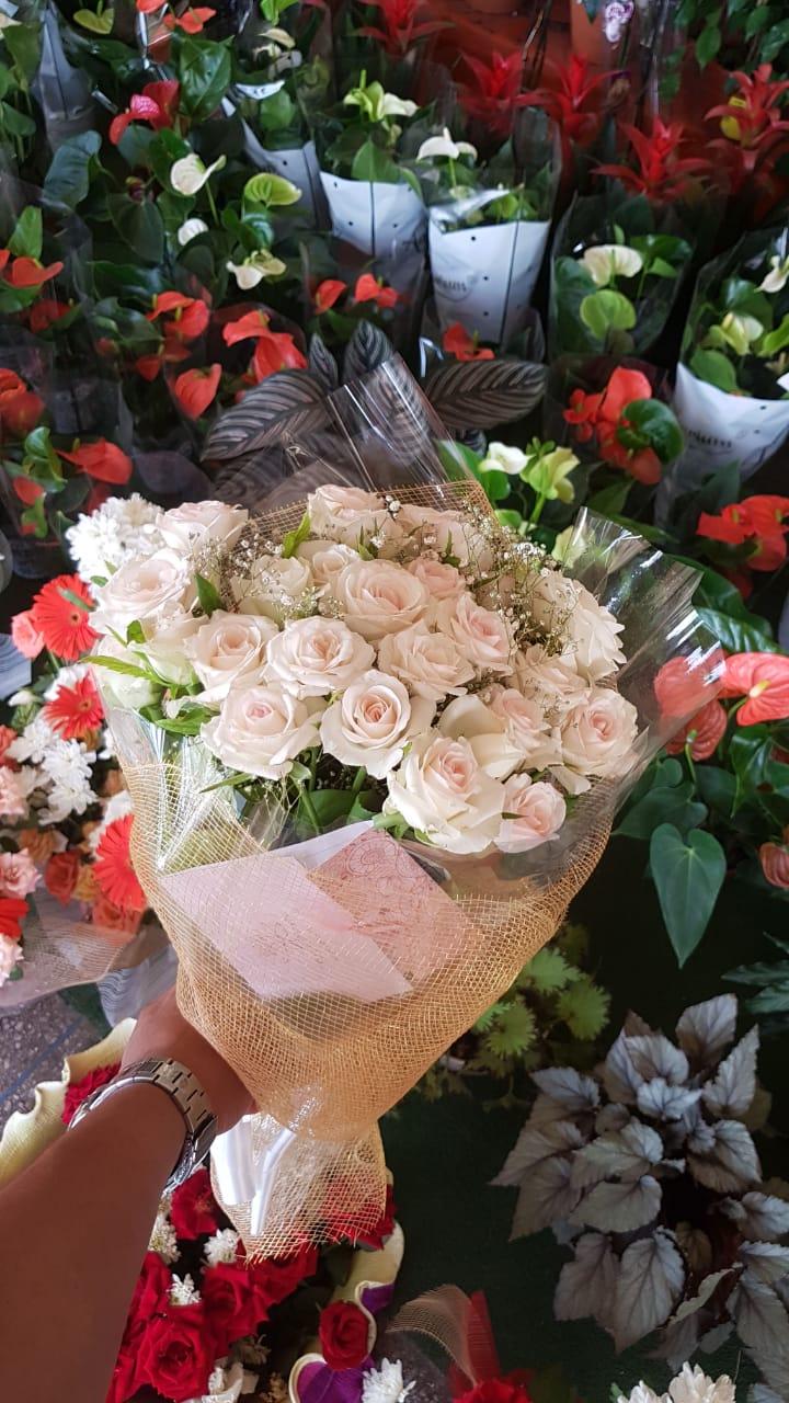 Livraison de fleurs au Maroc - 7j sur 7 - Dès 195dhs (18€) (20$)